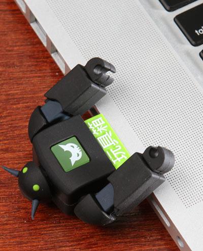 Robo Robot 2GB USB Drive