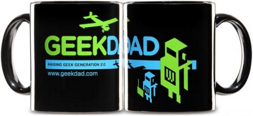 GeekDad Mug