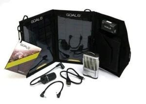Solar Charger Adventure Kit
