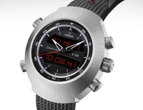 Omega Spacemaster Z-33 Watch