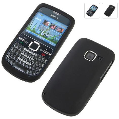Silicone Case for Nokia C3