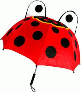 Kids Ladybug Umbrella