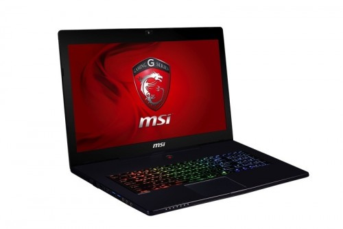 MSI lightweight GS70 gaming laptop2