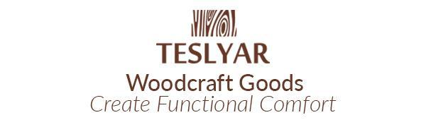 TESLYAR woodcraft goods best gift idea